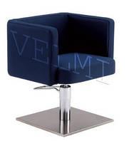 Кресло клиента Roma VM805, гидравлика хром