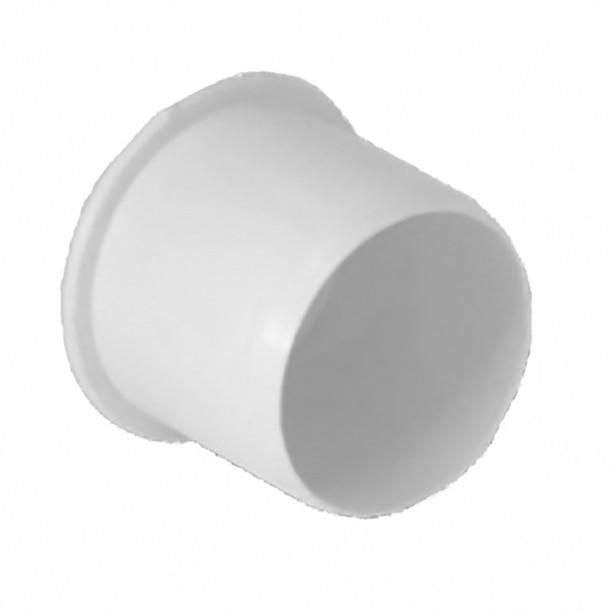 Заглушка ПП внутренней канализации Ostendorf 50 мм белая