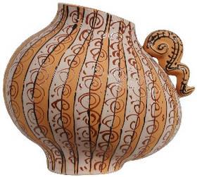 Ваза керамическая Вуппи