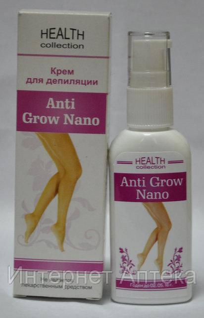 Крем для депиляции Anti Grow Nano - (Анти Гров Нано)