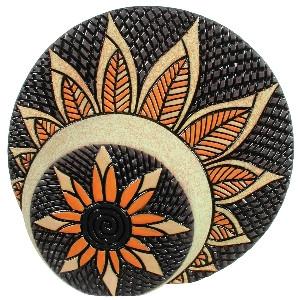 Ваза керамічна Баккара