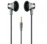 Наушники TOTU Melody Series Metal Earphone Grey (AIR3)