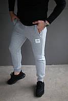 Зимние спортивные брюки Adidas Original серый