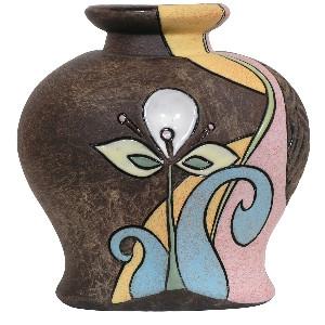 Ваза керамическая Колокольчик