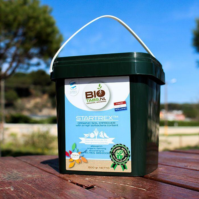 Органическое удобрение Biotabs  Startrex 1,5 kg