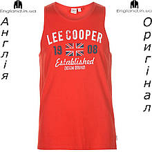 Майка мужская Lee Cooper из Англии