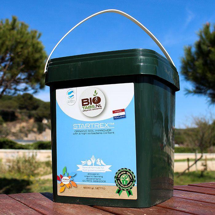 Органическое удобрение Biotabs  Startrex 5 kg