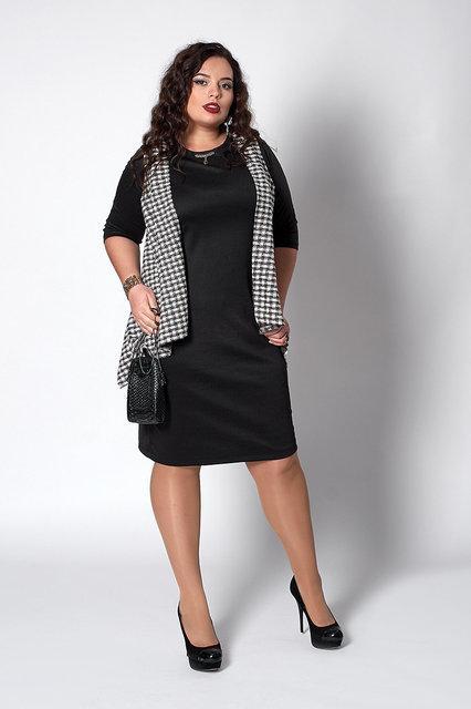 Женское платье с накидкой больших размеров  продажа, цена в ... ba19b709c6f