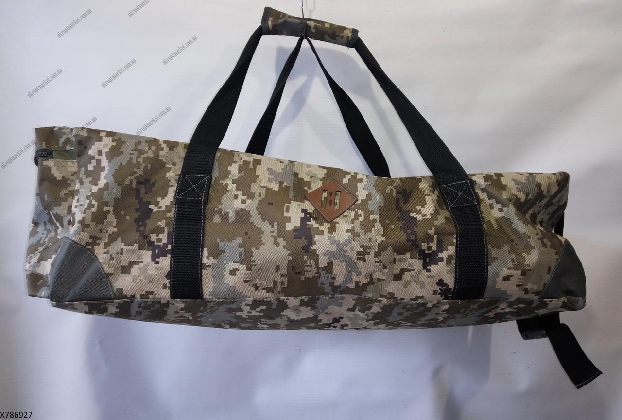 """Рюкзак-сумка тактическая (50 л, цифра-ВСУ) """"Pit"""" купить оптом со склада LM-958"""