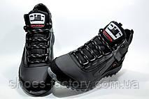 Мужские зимние ботинки Splinter, кожа, фото 3
