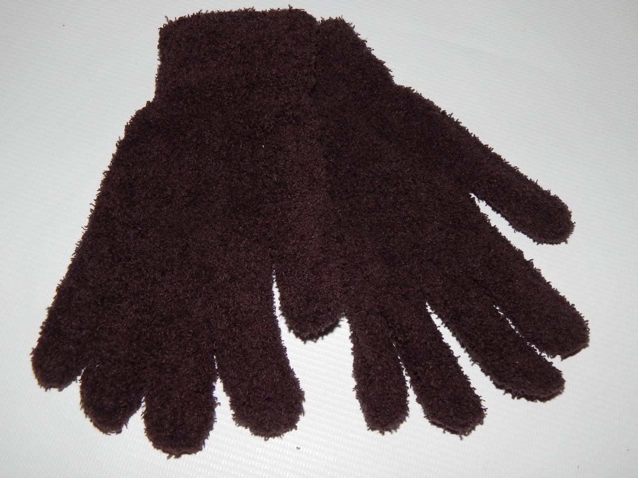 Рукавички підліток трикотажні теплі р. M (5) 017DDP