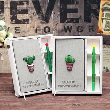 Подарочные наборы блокноты с ручками