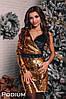 Платье Зара, двухсторонняя паетка на подкладе и бархат . Размер: С,М. Разные цвета (5282), фото 3