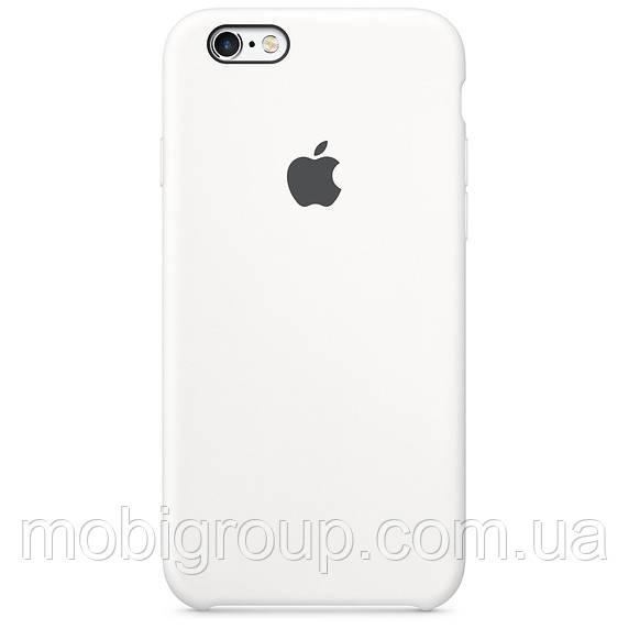 Чехол Silicone Case для iPhone 6/6s, White
