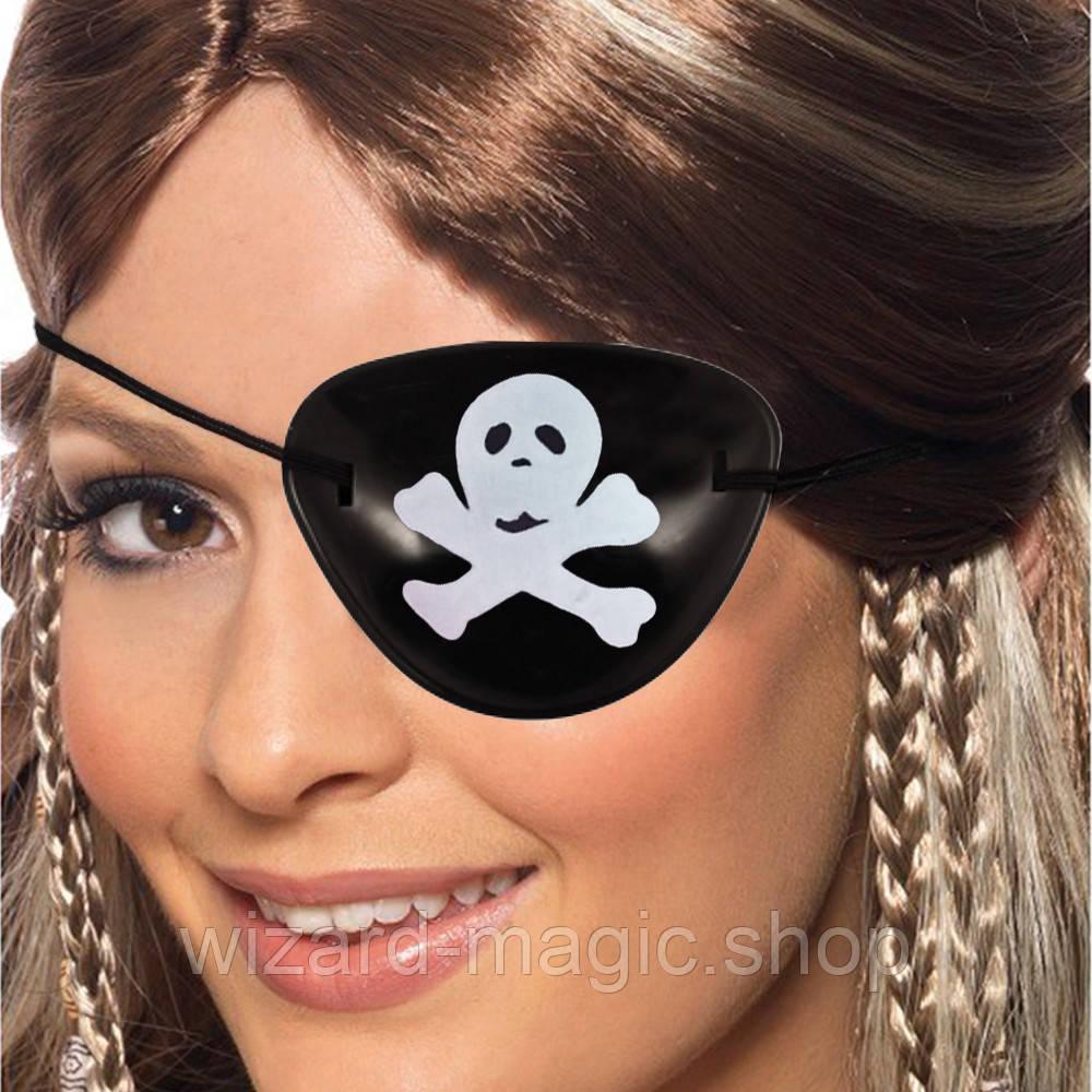 Повязка Пирата на глаз
