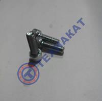 Винт М10х25 DIN912 без покрытия, класс прочности 8.8
