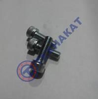 Винт М5*40 ГОСТ 11738-84 DIN 912 класс прочности 8.8 оцинкованный