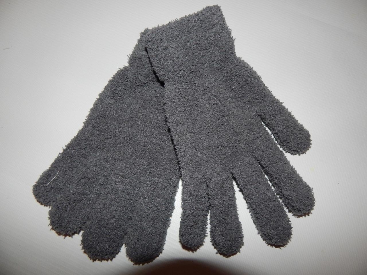 Перчатки подросток трикотажные теплые  р.M-L (6) 018DDP