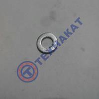 Шайба плоская М3 DIN 125A оцинкованный