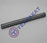 Шпилька резьбовая М14x1000 DIN 975 оцинкованная, класс прочности 4.8