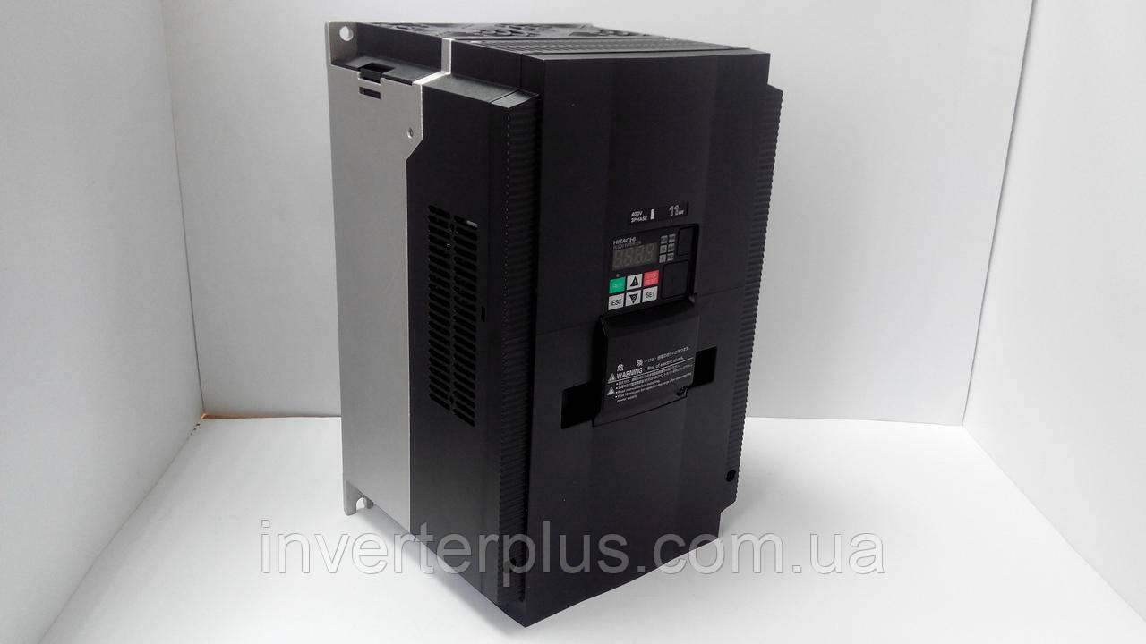 WJ200-110HF; 11кВт/380В. Частотник Hitachi