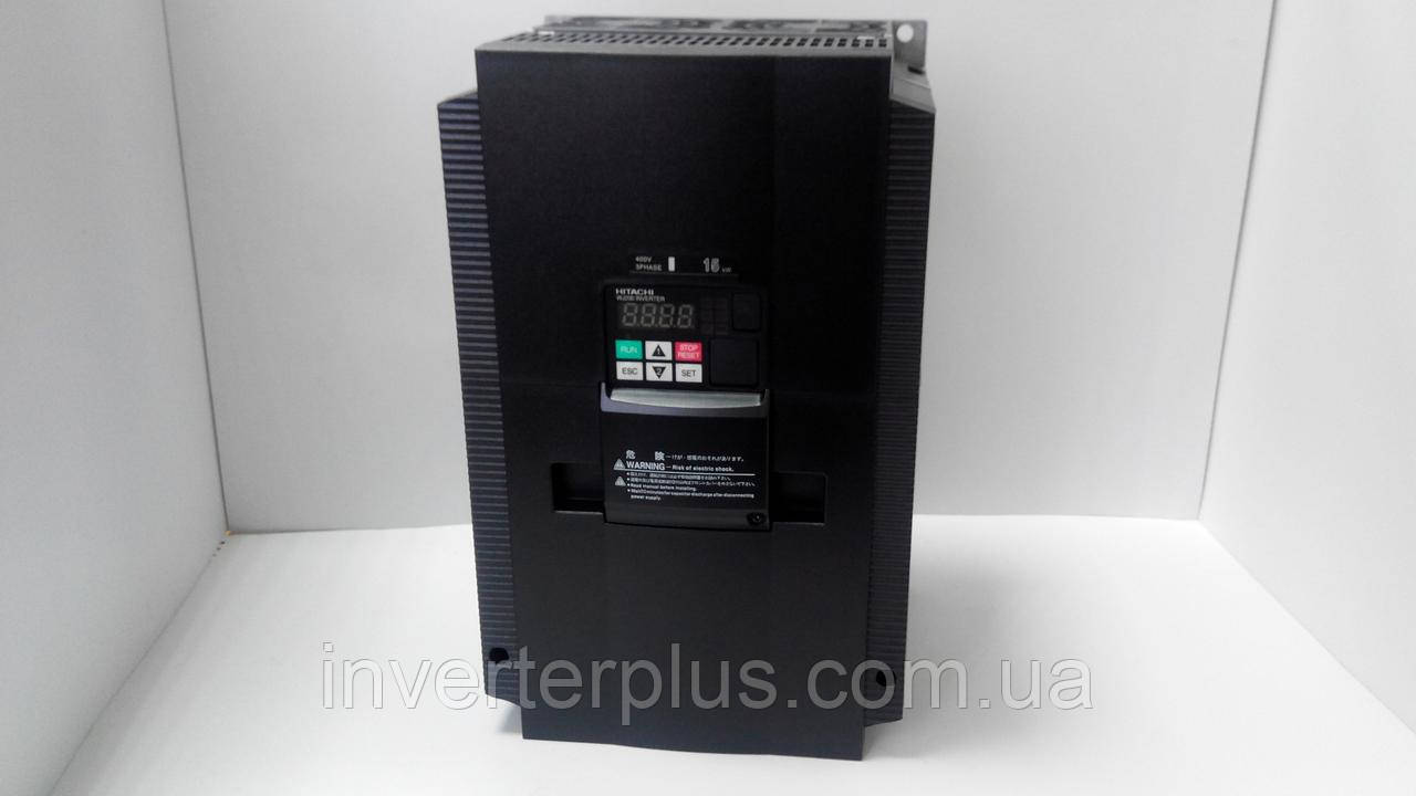 WJ200-150HF; 15кВт/380В. Частотный преобразователь Hitachi