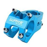 Винос керма Wake Techno 31,8 x 40 мм, синій