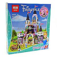 Детский конструктор аналог лего (lego) Lepin Замок мечты Золушки арт.25014