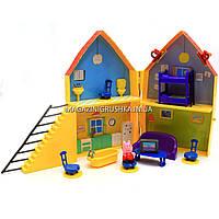Игровой детский набор Peppa Pig Дом Пеппы Оригинал (20835)