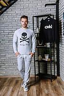Спортивный костюм Philipp Plein серый