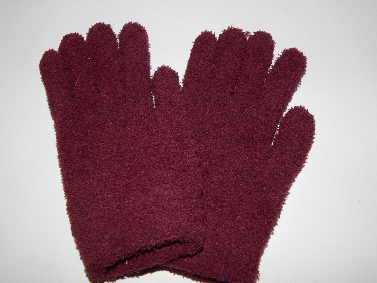 Рукавички жіночі трикотажні теплі р. M-L (7.5) 045PGZ