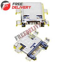 Разъем MicroUSB 7pin MC-044 Samsung I8260 S6812 S7582 G350
