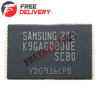 Чип Samsung K9GAG08U0E-SCB0 TSOP48 16ГБ NAND Flash