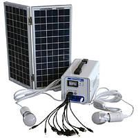 Cистема на сонячних батареях. турист 12