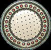 Керамическая Тарелка Ø25 Art Lawn