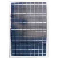Сонячна батарея (панель) 40Вт, 12В, полікристалічна, PLM-040P-36, Perlight Solar