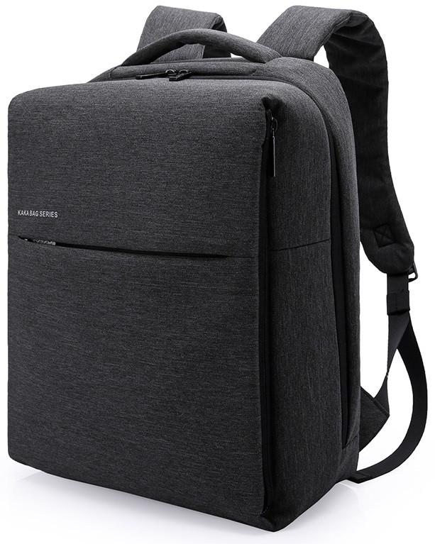 Городской рюкзак для ноутбука Kaka 2231 в стиле минимализм, 18л