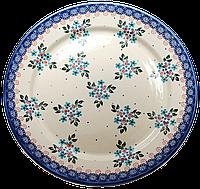 Керамическая Тарелка Ø25 Blue Chintz, фото 1