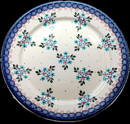 Керамическая Тарелка Ø25 Blue Chintz, фото 2