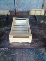 Ящики шпоновые деревянный для рыбы сшитый на станке CORALLI в Гнивани