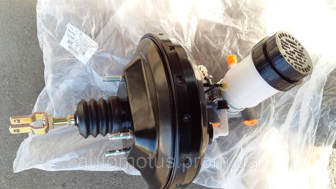 Цилиндр тормозной главный c ABS  CK (с вакуумным усилителем)