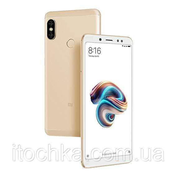 Xiaomi Redmi Note 5 3/32Gb Gold  (Global)
