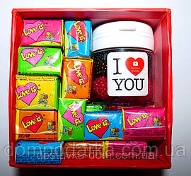 Подарочный набор мини №2 для любимой / любимого