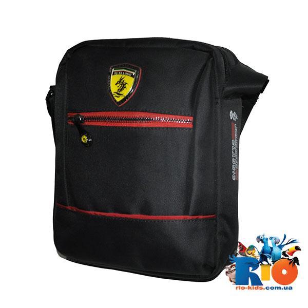 Школьная сумка, для мальчиков,  размер 30 х 25 х 10 см (мин.заказ-1 ед)