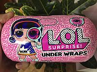 ОРИГИНАЛ, Игровой набор с куклой L.O.L. S4 - Секретные месседжи в дисплее лол. Капсула L.O.L второй сезон