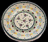 Керамическая тарелка десертная, закусочная Ø22 Ladybug, фото 1