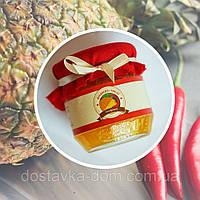 Конфитюр ананас-чили