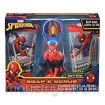 Подарочный набор для душа Человек Паук/Spider-Man