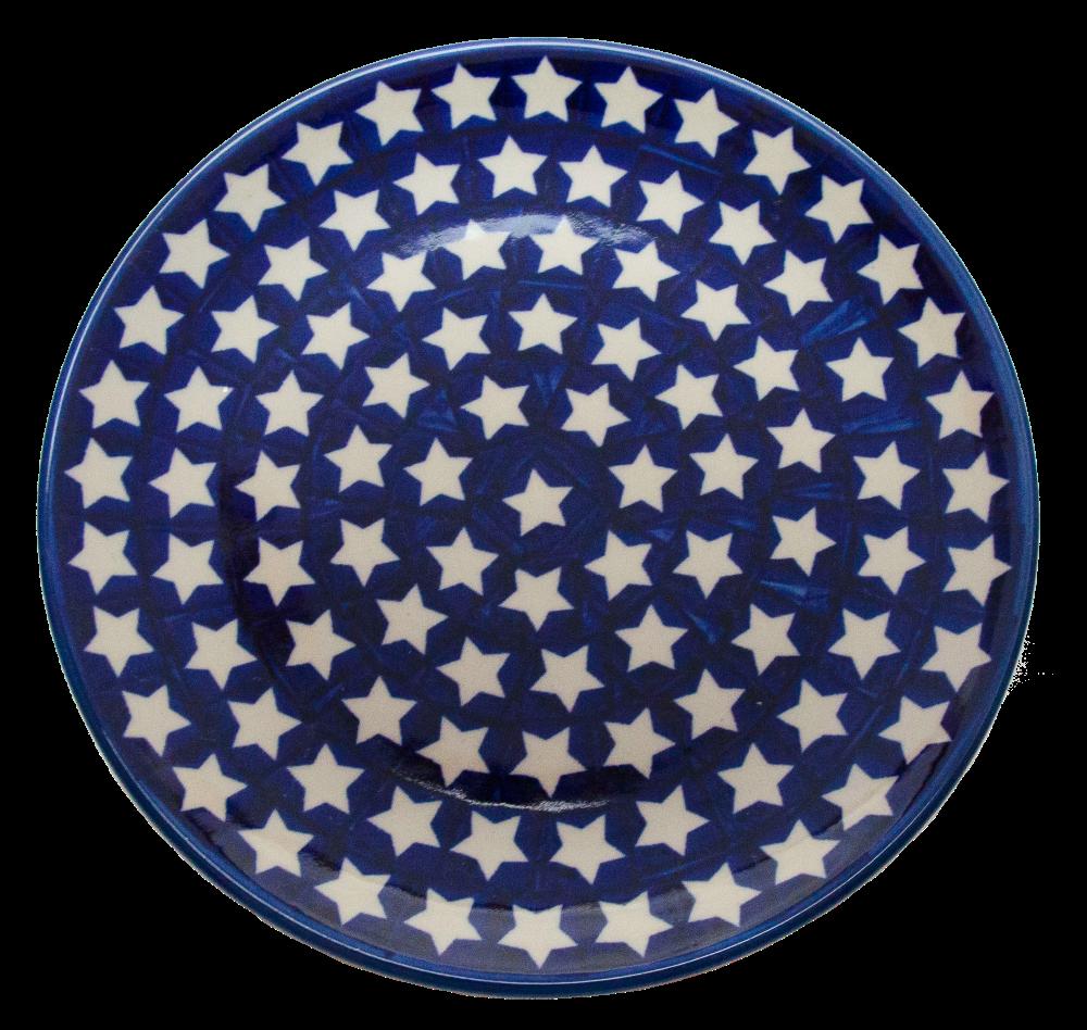 Керамическая тарелка десертная, закусочная Ø22 Starry sky