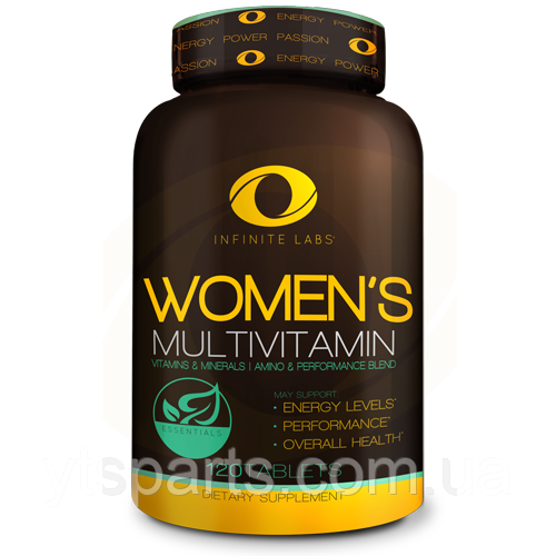 Infinite Labs Women's Multivitamin120tabs